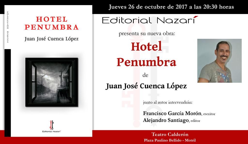 Hotel Penumbra - Juan José Cuenca López - Motril