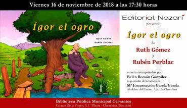 'Ígor el ogro' en Chauchina