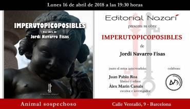 'Imperutopicoposibles'en Barcelona