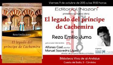 'El legado del príncipe de Cachemira' en Córdoba