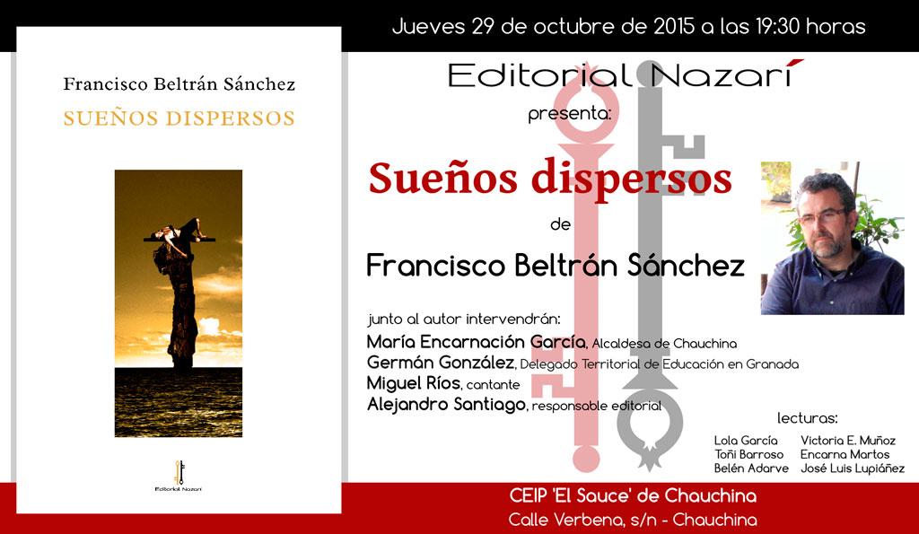 Sueños dispersos - Francisco Beltrán Sánchez - Chauchina