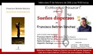 Sueños dispersos - Francisco Beltrán Sánchez - Fuente Vaqueros