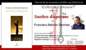 Sueños dispersos - Francisco Beltrán Sánchez - Granada