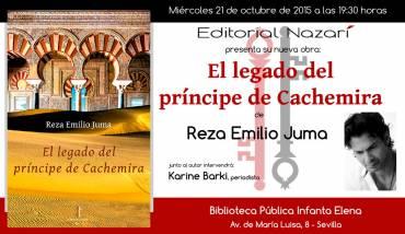 'El legado del príncipe de Cachemira' en Sevilla