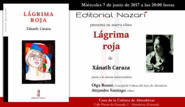 'Lágrima roja' en Almuñécar