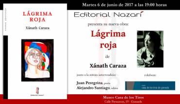 'Lágrima roja' en Granada