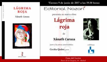 'Lágrima roja' en Madrid