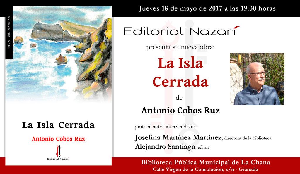 La Isla Cerrada - Antonio Cobos Ruz - Francisco Ayala Granada