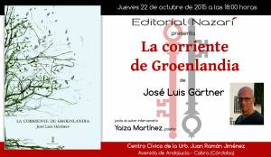 La corriente de Groenlandia - José Luis Gärtner - Cabra