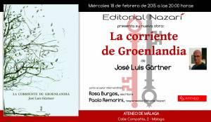 La corriente de Groenlandia - José Luis Gärtner - Málaga