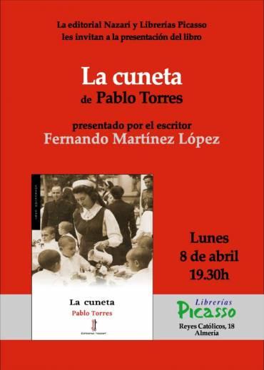 'La cuneta' en Librerías Picasso