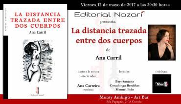 'La distancia trazada entre dos cuerpos' en A Coruña