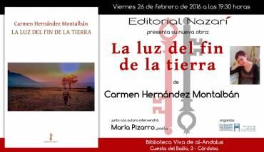 'La luz del fin de la tierra' en Córdoba