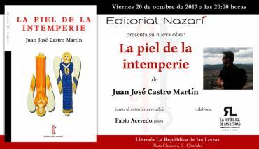 'La piel de la intemperie' en Córdoba