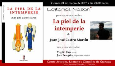 'La piel de la intemperie' en Granada