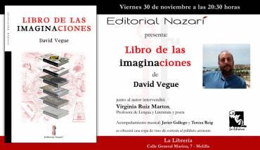 'Libro de las imaginaciones' en Melilla
