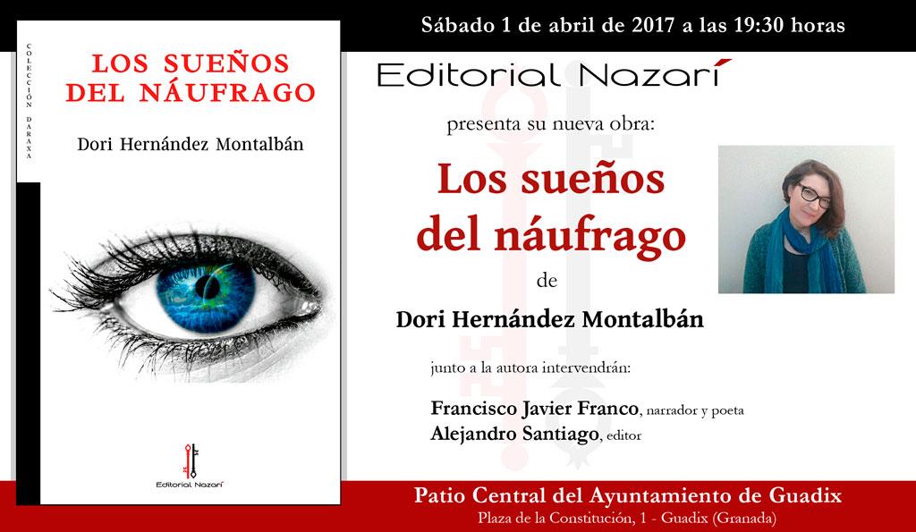 Los sueños del náufrago - Dori Hernández Montalbán - Guadix