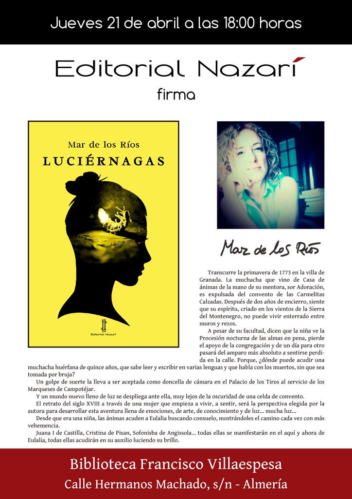Luciérnagas - Mar de los Ríos - Villaespesa Almería