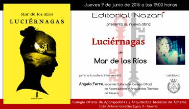 'Luciérnagas' en el Colegio de Aparejadores de Almería