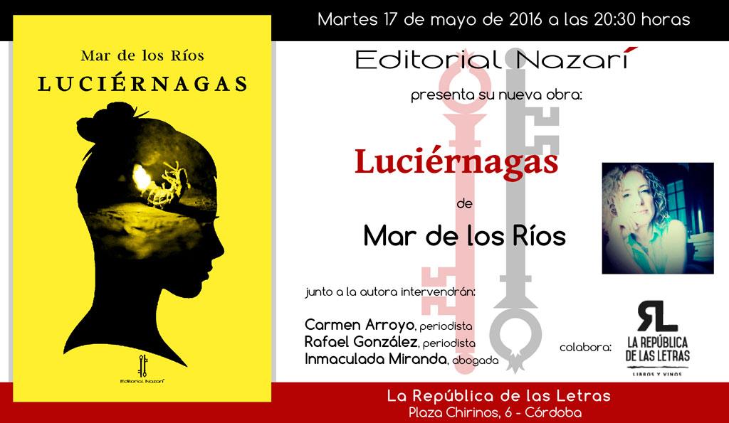 Luciérnagas - Mar de los Ríos - Córdoba