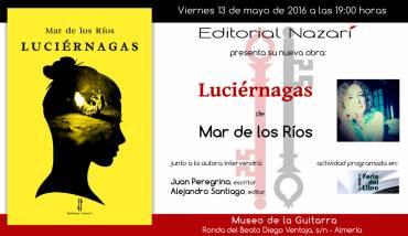 'Luciérnagas' en la Feria del Libro de Almería