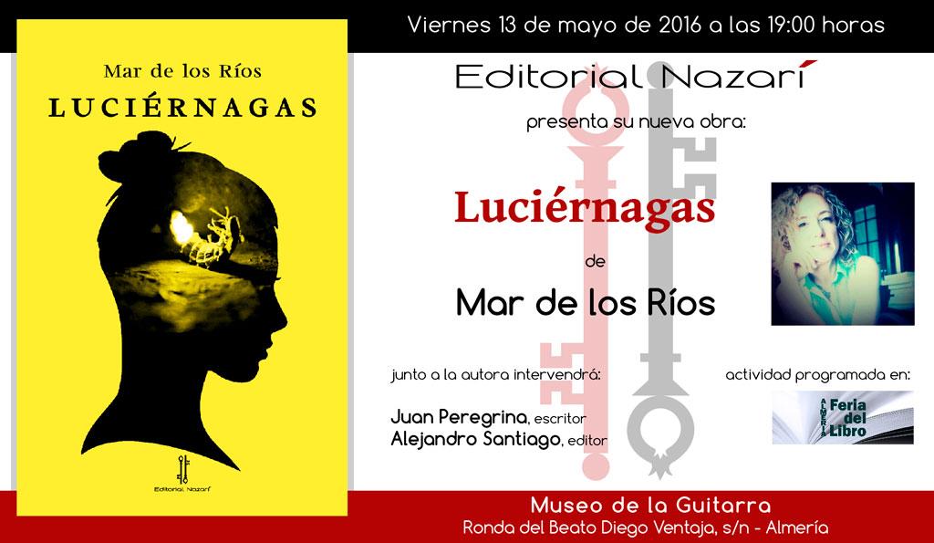 Luciérnagas - Mar de los Ríos - Feria del Libro de Almería