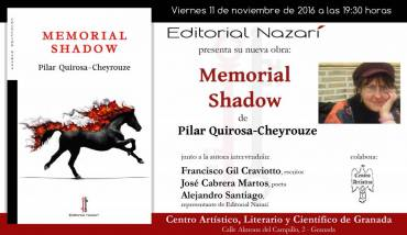 'Memorial Shadow' en Granada