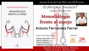 'Monodiálogos frente al espejo' en Motril