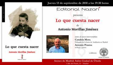 'Lo que cuesta nacer' en Madrid
