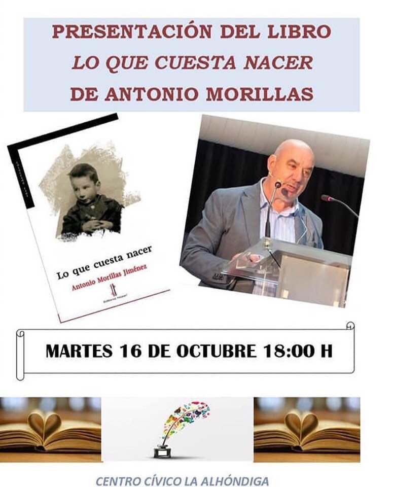 Lo que cuesta nacer - Antonio Morillas Jiménez - Getafe