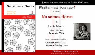 'No somos flores' en Granada