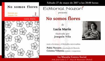 'No somos flores' en Hoyo de Manzanares