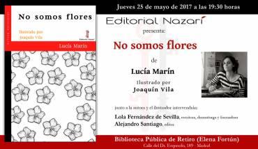 'No somos flores' en Madrid
