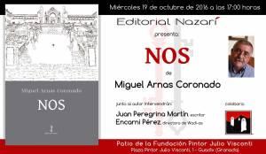 Nos - Miguel Arnas Coronado - Guadix