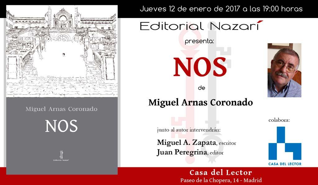 Nos - Miguel Arnas Coronado - Madrid