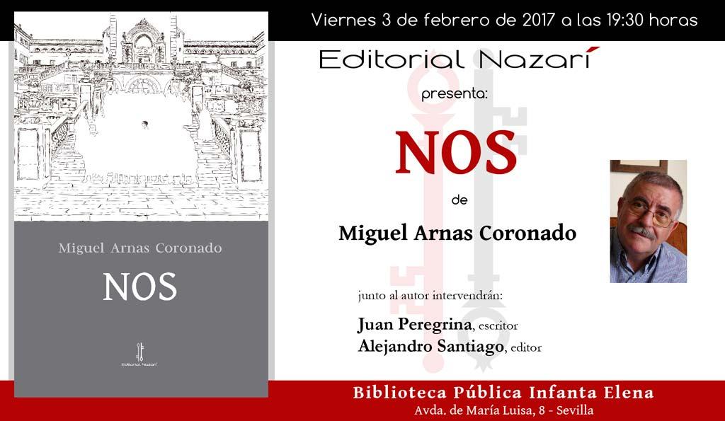 Nos - Miguel Arnas Coronado - Sevilla