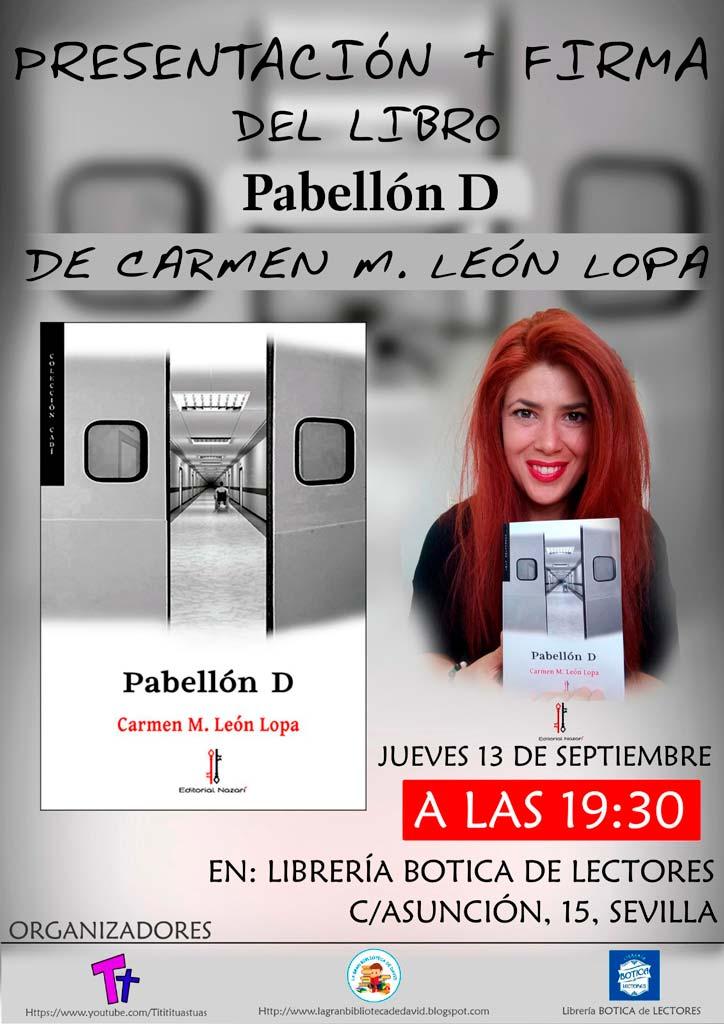 Pabellón D - Carmen M. León Lopa - Sevilla