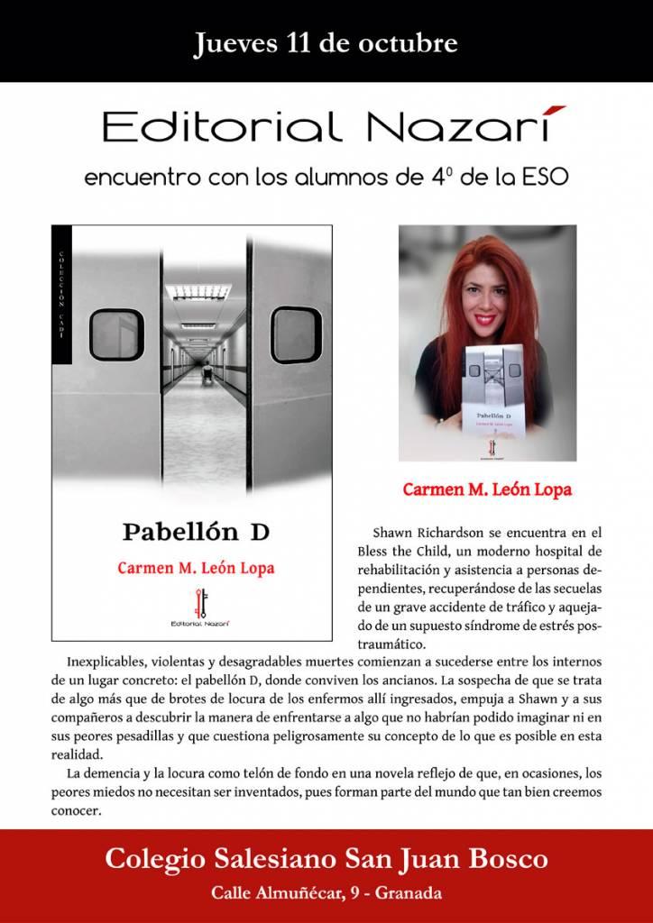 Pabellón D - Carmen M. León Lopa - Colegio Salesiano San Juan Bosco