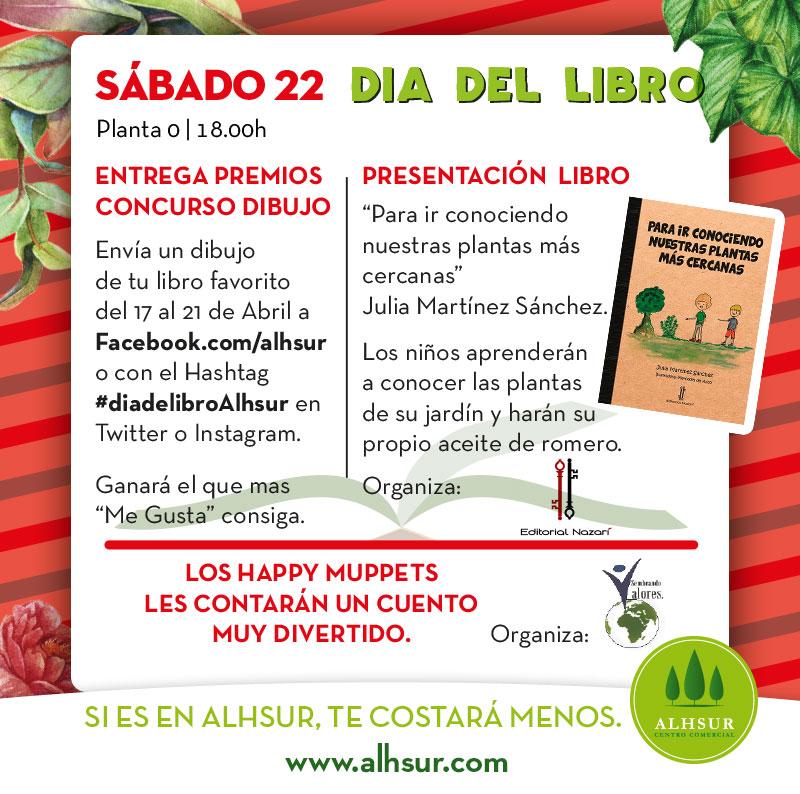 Para ir conociendo nuestras plantas más cercanas - Julia Martínez Sánchez - Centro Comercial Alhsur