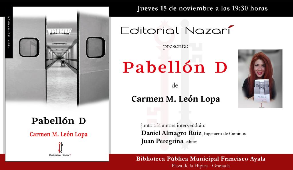 Pabellón D - Carmen M. León Lopa - Granada