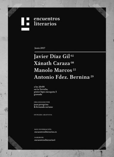 Xánath Caraza en Encuentros Literarios