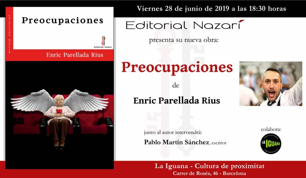 Preocupaciones - Enric Parellada Rius - Barcelona