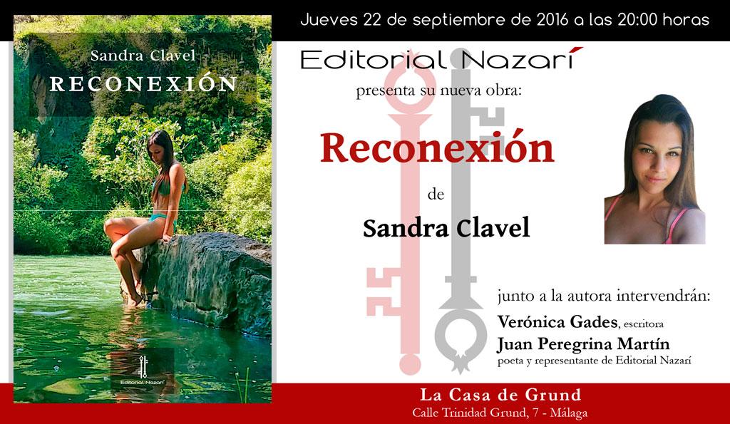 Reconexión - Sandra Clavel - Málaga