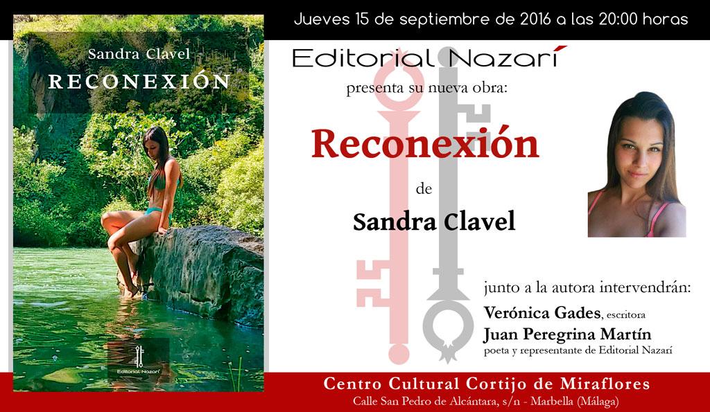 Reconexión - Sandra Clavel - Marbella