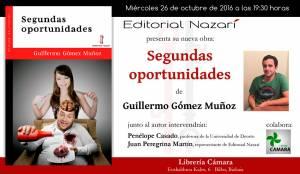 Segundas oportunidades - Guillermo Gómez Muñoz - Bilbao