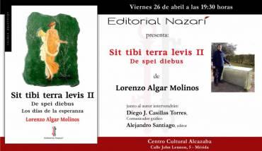 'Sit tibi terra levis II: De spei diebus' en Mérida