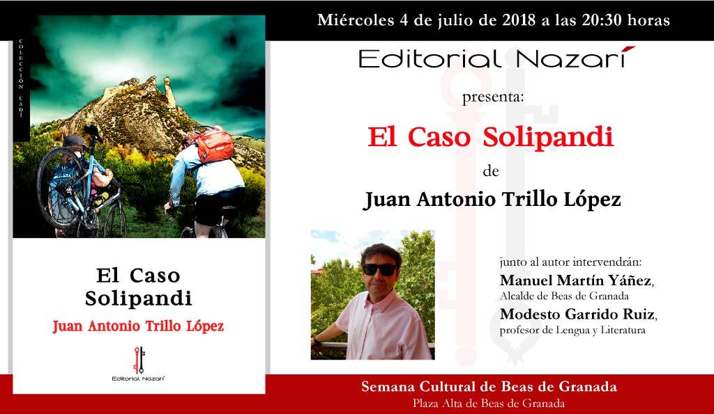 El caso Solipandi - Juan Antonio Trillo López - Beas de Granada