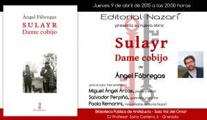 Sulayr, dame cobijo - Ángel Fábregas - Granada