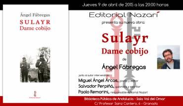 'Sulayr, dame cobijo' en Granada