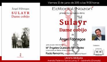 'Sulayr, dame cobijo' en Salobreña